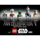 LEGO Fan Celebration V - CubeDude - The Bounty Hunter Edition Set CELEBV