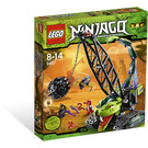 LEGO Fangpyre Wrecking Ball Set 9457 Packaging