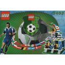 LEGO Fans' Grandstand with Scoreboard Set 3403