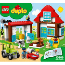 LEGO Farm Adventures Set 10869 Instructions