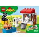 LEGO Farm Animals Set 10870 Instructions