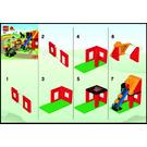 LEGO Farm Set 4975 Instructions
