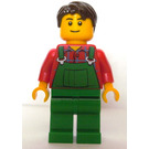 LEGO Farmer Minifigure