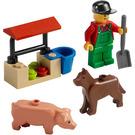 LEGO Farmer Set 7566