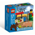 LEGO Farmer Set 7566 Packaging