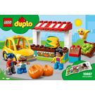 LEGO Farmers' Market Set 10867 Instructions