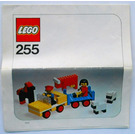 LEGO Farming Scene Set 255-2 Instructions
