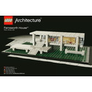 LEGO Farnsworth House Set 21009 Instructions