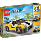 LEGO Fast Car Set 31046 Packaging