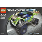 LEGO Fat Trax Set 8663