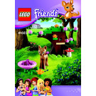 LEGO Fawn's Forest Set 41023 Instructions