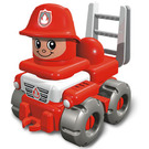 LEGO Fearless Fire Fighter Set 3697