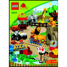 LEGO Feeding Zoo Set 5634 Instructions