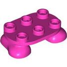 LEGO Feet 2 x 3 x 2/3 (66859)