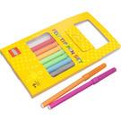 LEGO Felt Tip Pen Set (852733)