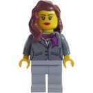 LEGO Female Air Traffic Control Minifigure