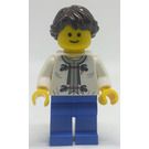 LEGO Female Artist Minifigure