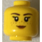 LEGO Female Centaur head