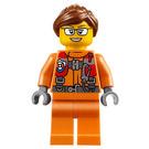 LEGO Female Coast Guard Minifigure