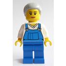 LEGO Female Farmer Minifigure