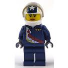 LEGO Female Jet Pilot Minifigure