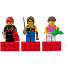 LEGO Female Minifigure Magnet Set (852948)