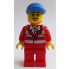 LEGO Female Paramedic Minifigure