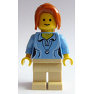 LEGO Female Restaurant Visitor Minifigure