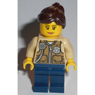 LEGO Female Sheriff Minifigure