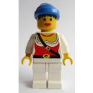 LEGO Female Ship Pirate Minifigure