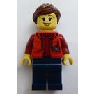 LEGO Female submariner Minifigure