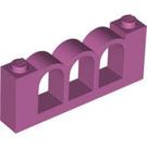 LEGO Fence 1 x 6 x 2 (30077)