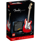 LEGO Fender Stratocaster Set 21329 Packaging