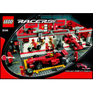 LEGO Ferrari 248 F1 Team (Michael Schumacher Edition) Set 8144-1 Instructions