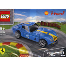 LEGO Ferrari 250 GTO Shell V-Power Set 40192