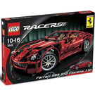 LEGO Ferrari 599 GTB Fiorano 1:10 Set 8145 Packaging