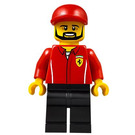 LEGO Ferrari Engineer Minifigure