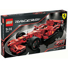 LEGO Ferrari F1 1:9 Set 8157 Packaging