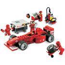 LEGO Ferrari F1 Fuel Stop Set 8673