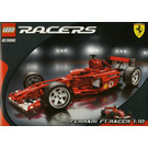 LEGO Ferrari F1 Racer 1:10 Set 8386