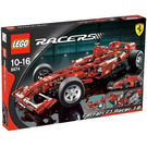 LEGO Ferrari F1 Racer 1:8 Set 8674 Packaging