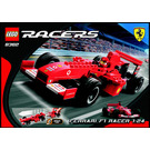 LEGO Ferrari F1 Racer Set 8362 Instructions