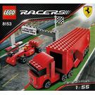 LEGO Ferrari F1 Truck Set 8153