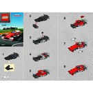 LEGO Ferrari F138 Set 40190 Instructions