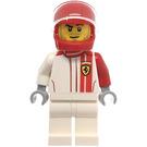 LEGO Ferrari F40 Driver Minifigure