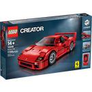 LEGO Ferrari F40 Set 10248 Packaging