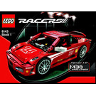 LEGO Ferrari F430 Challenge 1:17 Set 8143 Instructions