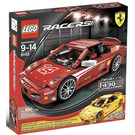 LEGO Ferrari F430 Challenge 1:17 Set 8143 Packaging