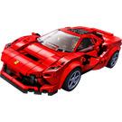 LEGO Ferrari F8 Tributo Set 76895
