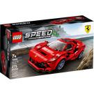 LEGO Ferrari F8 Tributo Set 76895 Packaging